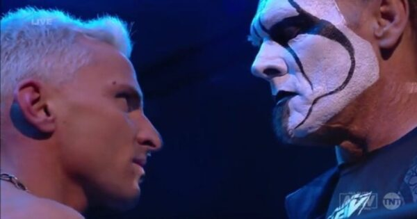 TNT veteran Sting