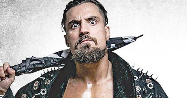 Marty Scurll's ROH Status