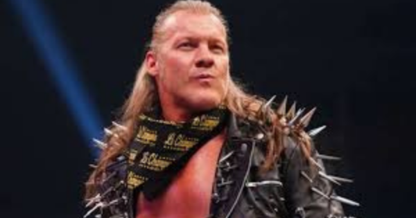 Chris Jericho NJPW Contract