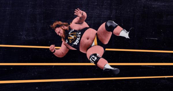 WWE Otis goes back to Performance Center