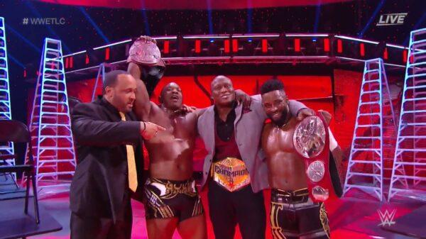 WWE TLC 2020 Grades