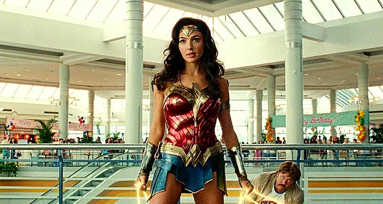 Wonder Woman 1984-Gal Gadot