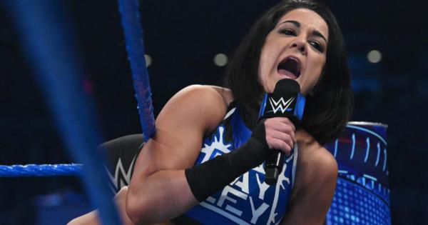 WWE Bayley had an amazing 2020