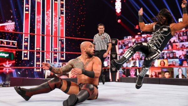COULD RICOCHET LEAVE WWE