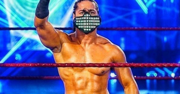 Brodie Lee Mustafa Ali Tribute