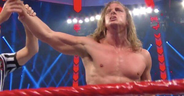 Matt Riddle New WWE Contract
