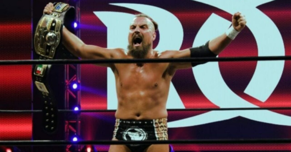 Marty Scurll not heading to WWE