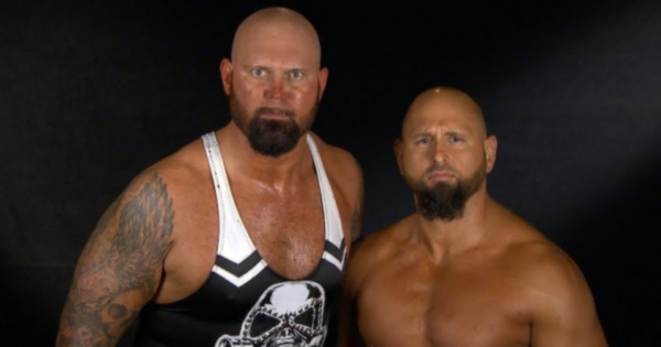 Gallows and Anderson on AEW for Bullet Club Reunion