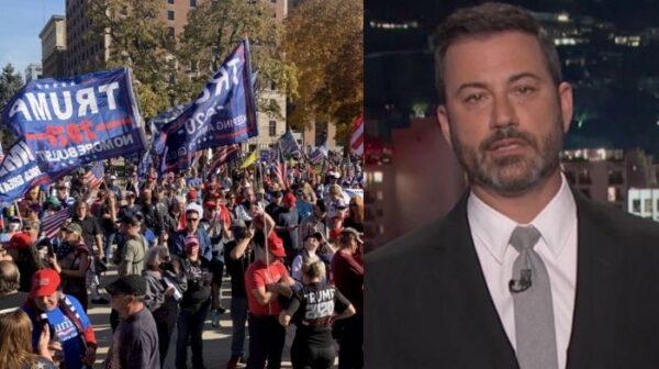 Jimmy Kimmel trump supporters