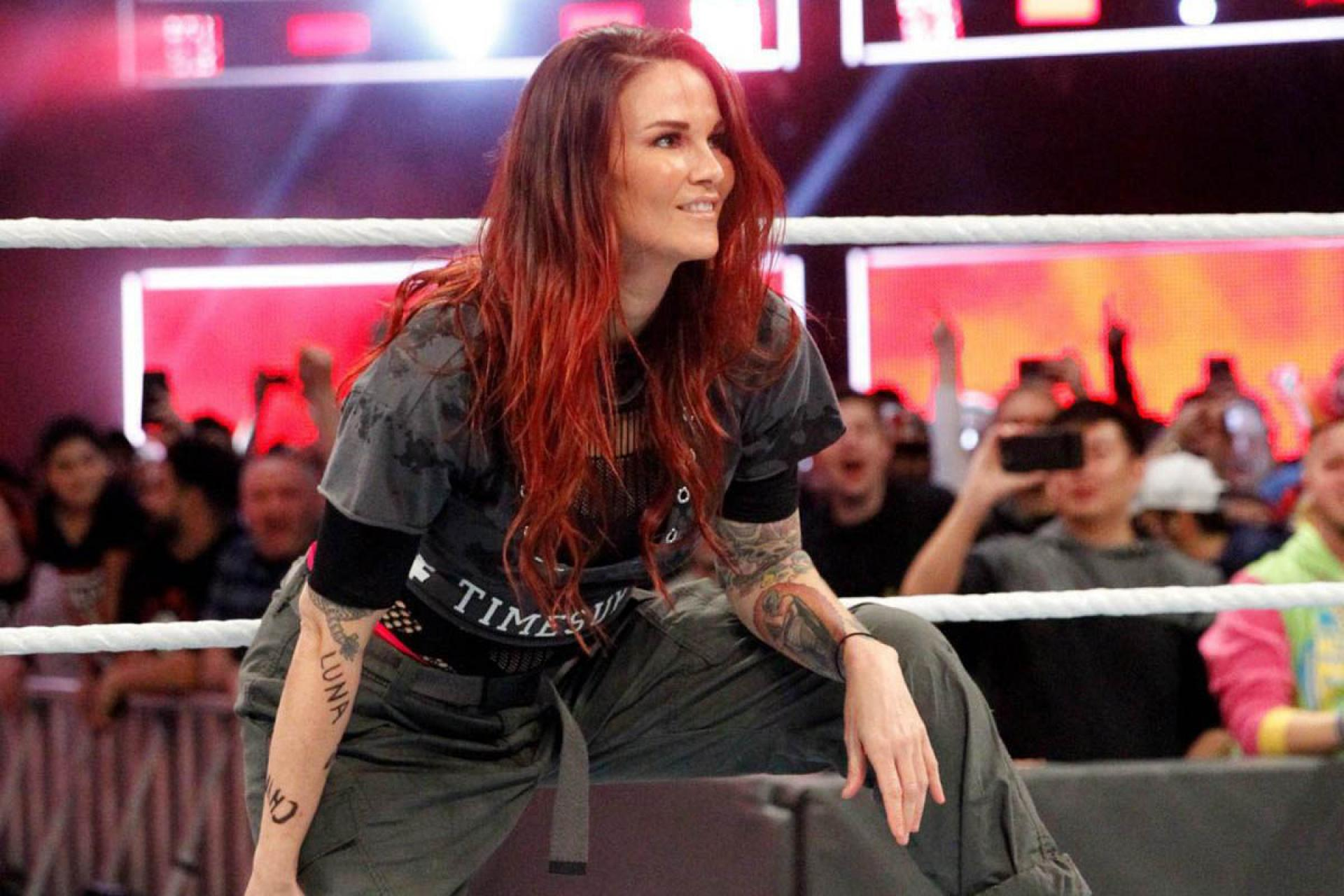 wwe almost fired lita