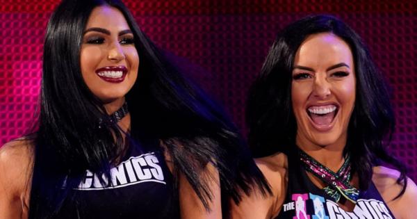 Peyton former Women's Tag Team Champion