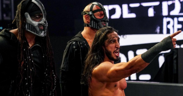 Mustafa Ali claims he won't get another live microphone