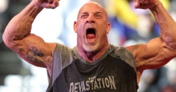 AEW - WWE Sting and Goldberg