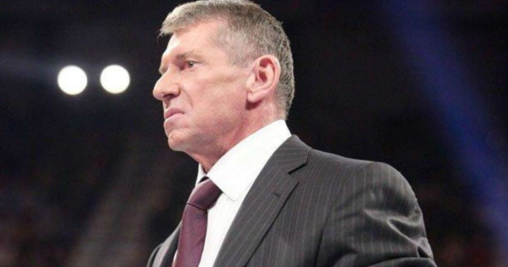 Fly Vince McMahon NXT
