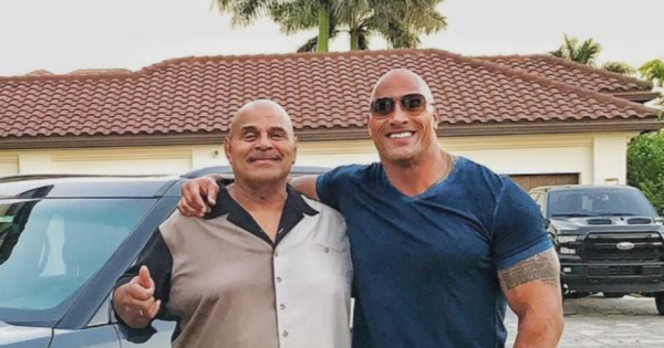 Dwayne Johnson reveals complicated relationship with his dad