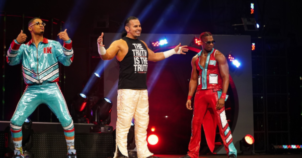Matt Hardy delivers second biggest audience since the start of the AEW era