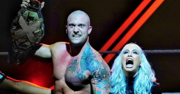 WWE Karrion Kross and Seth Rollins Match Inevitable