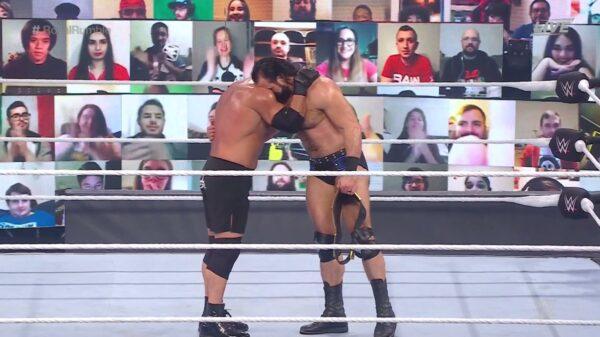 WWE Royal Rumble 2021