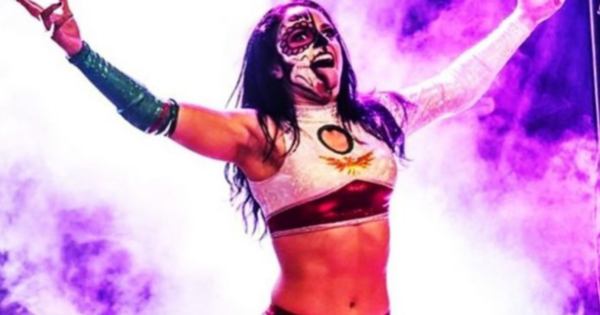 Could Thunder Rosa become the new AEW women's champion