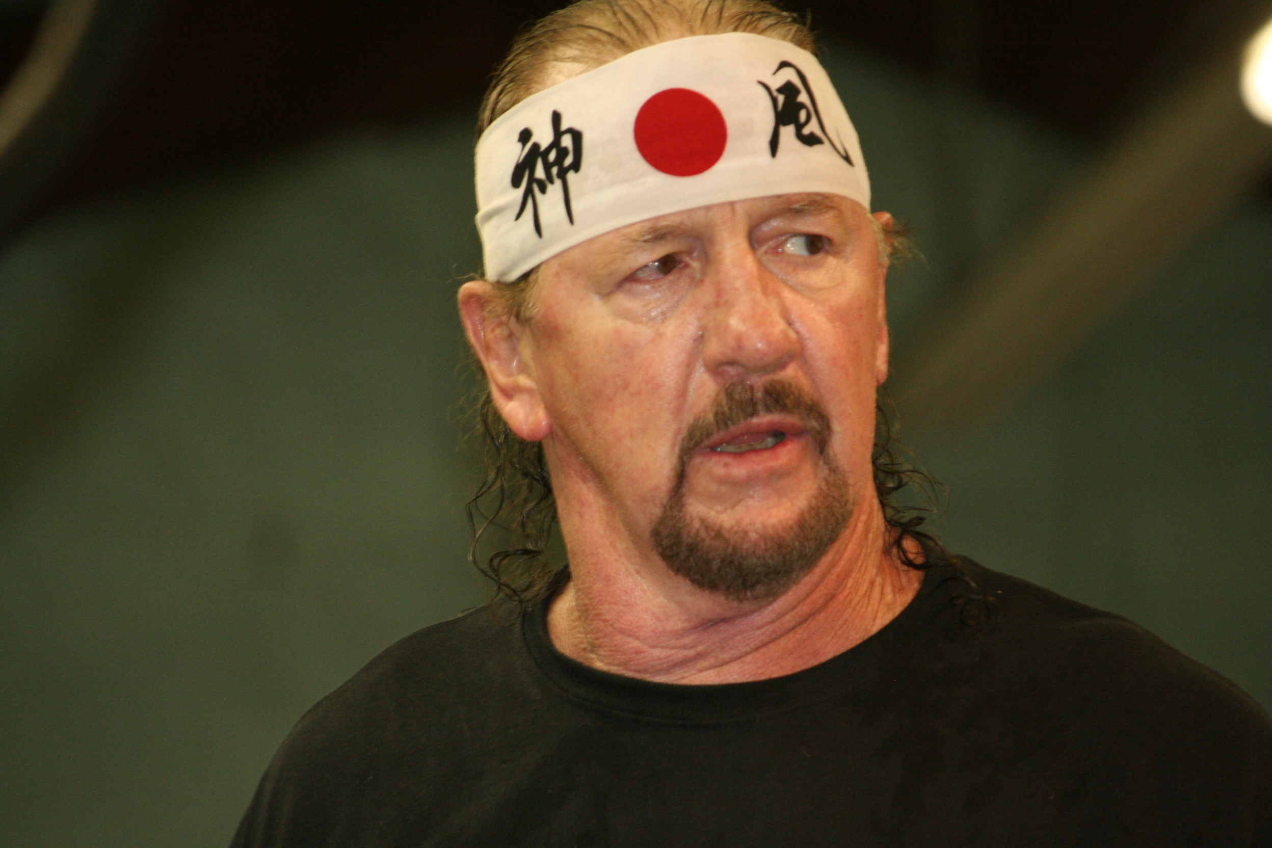 prayers requested terry funk