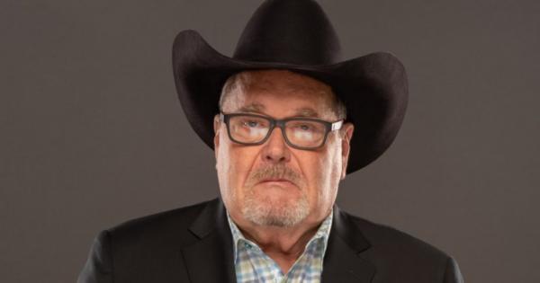 Jim Ross refers to WWE Champion on AEW Dynamite