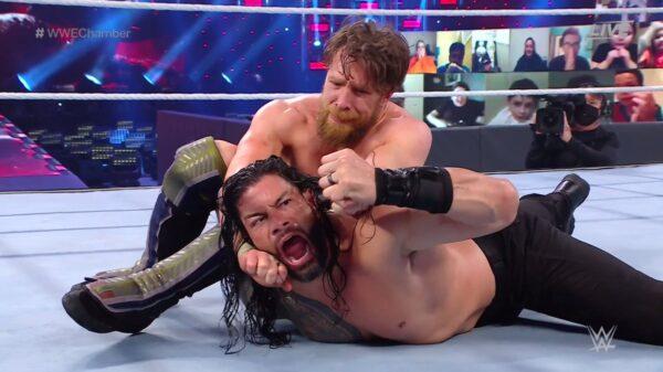 WWE Elimination Chamber 2021