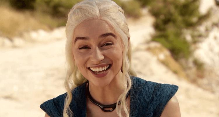 Emilia Clarke Game of Thrones