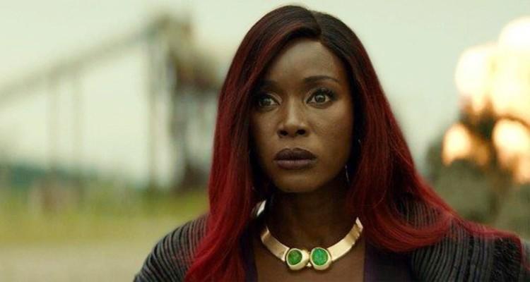 Anna Diop as Starfire