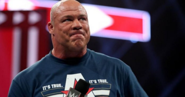 Kurt Angle disorganised WWE bookings