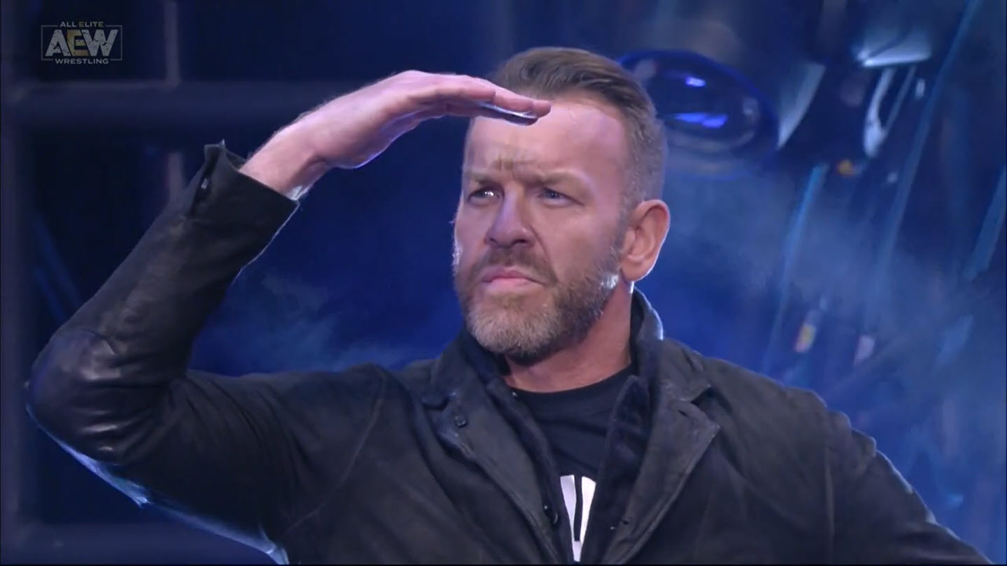 christian cage joins aew