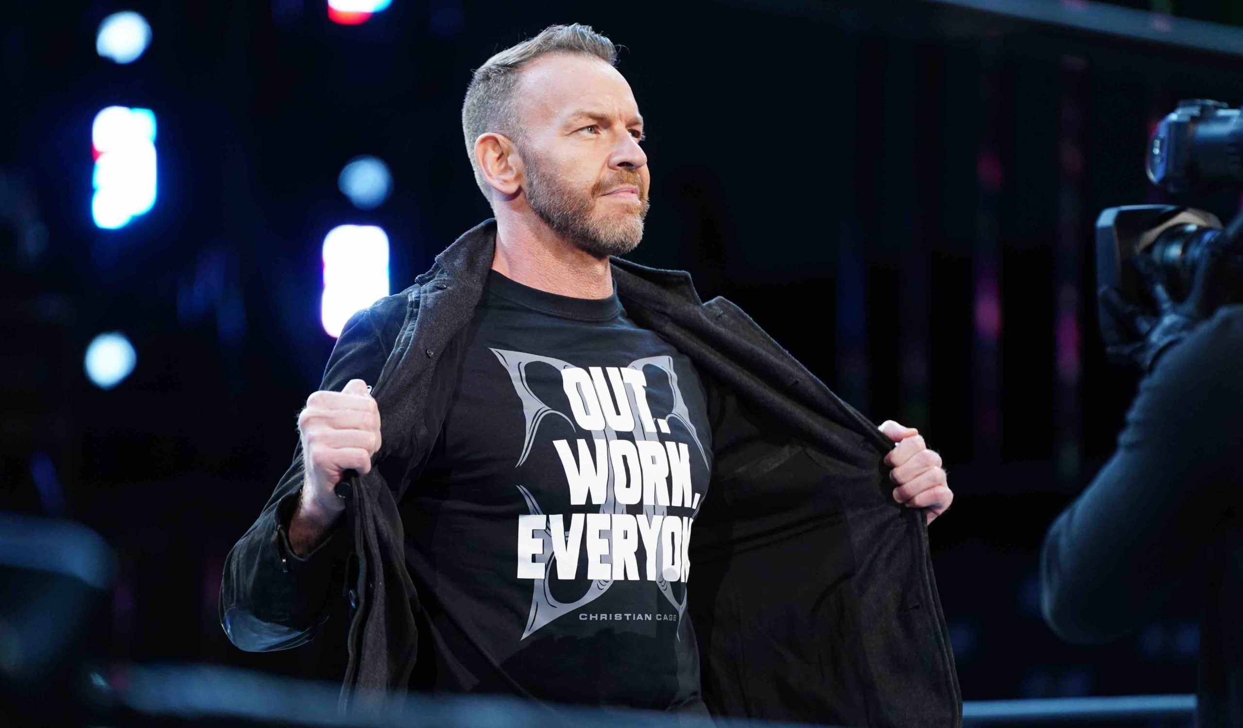 How Busy Christian Cage