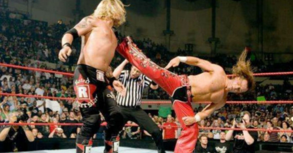 Shawn Michaels explains why leg slapping has been banned from WWE