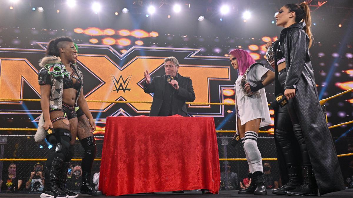 NXT Superstar Nearly Retired