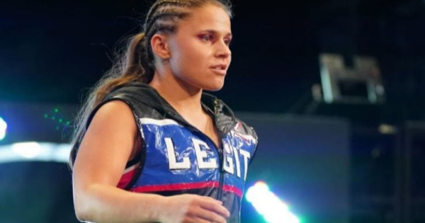 Tony Khan signs Leyla Hirsch to the AEW Women's Division