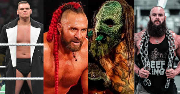 Fantasy Faction AEW WWE