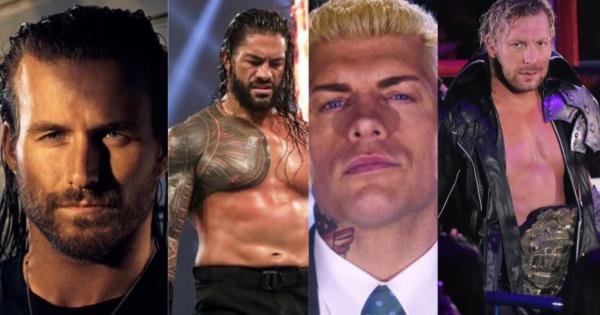 Dream Fantasy Faction AEW WWE