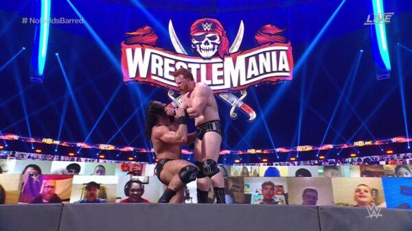 WWE Fastlane Report Card
