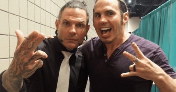 Matt Hardy responds to statement that his brother Jeff is not appreciated by WWE