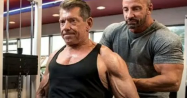 WWE Vince McMahon Training Routine