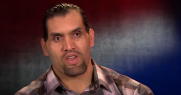 The Great Khali to be inducted in the WWE Hall of Fame