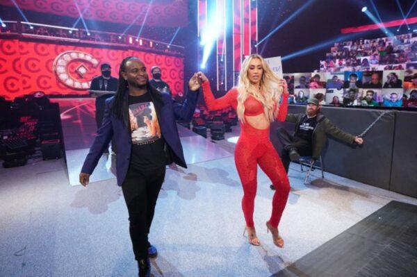WWE Talen Ordered Delete