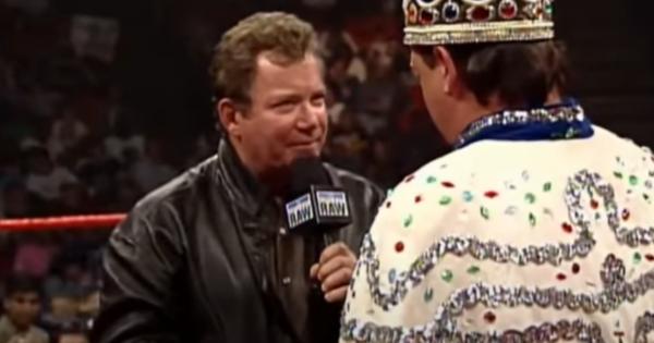 William Shatner WWE Hall Of Fame