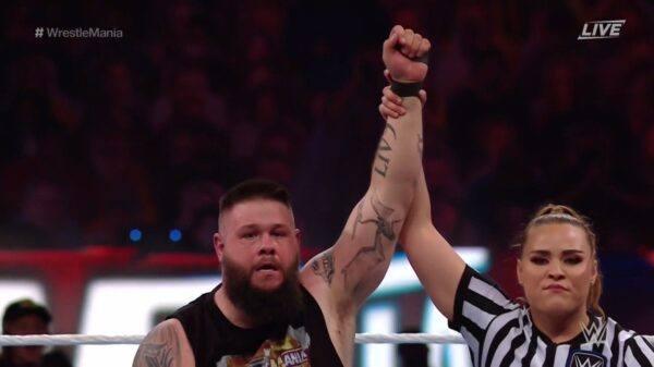 WWE WrestleMania 37 two