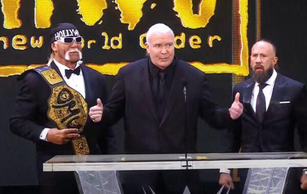 WWE Hulk Hogan Booed