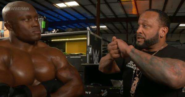 Bobby Lashley heartbroken after WWE Hurt Business Split Up