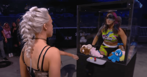 Kris Statlander returned to AEW, but what does her future hold?