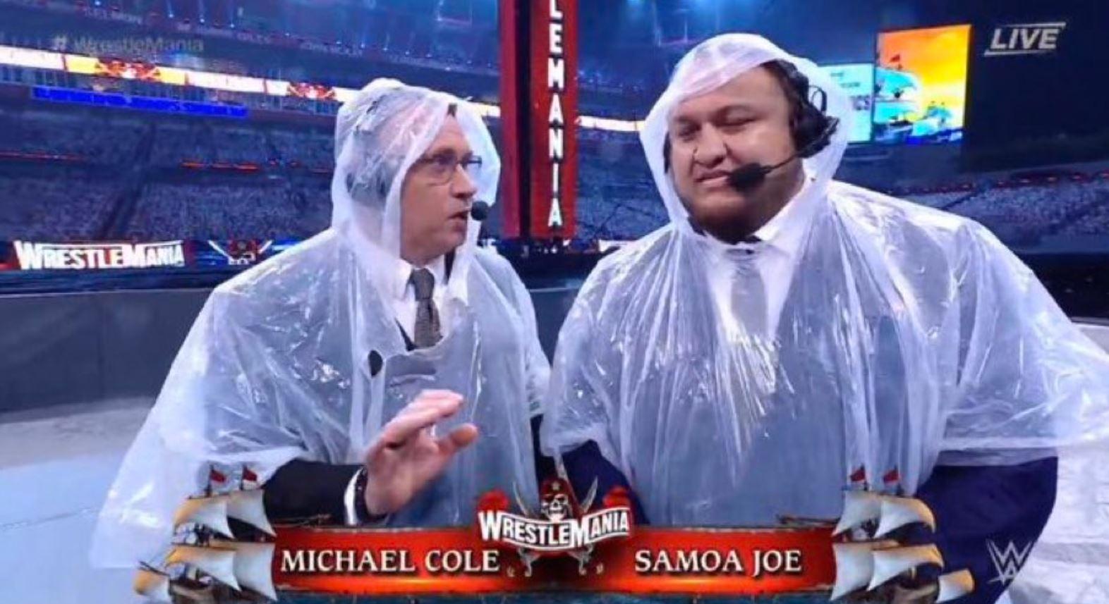 Samoa Joe Medically Cleared