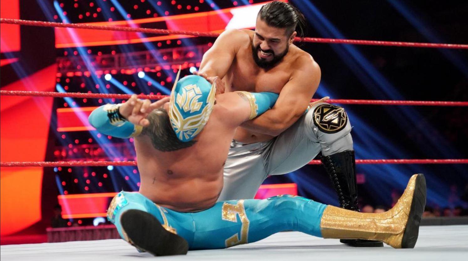 wrestler needed anger management