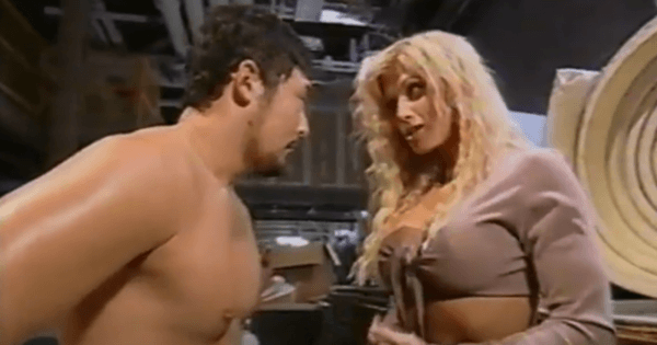 Tajiri And Torrie Wilson