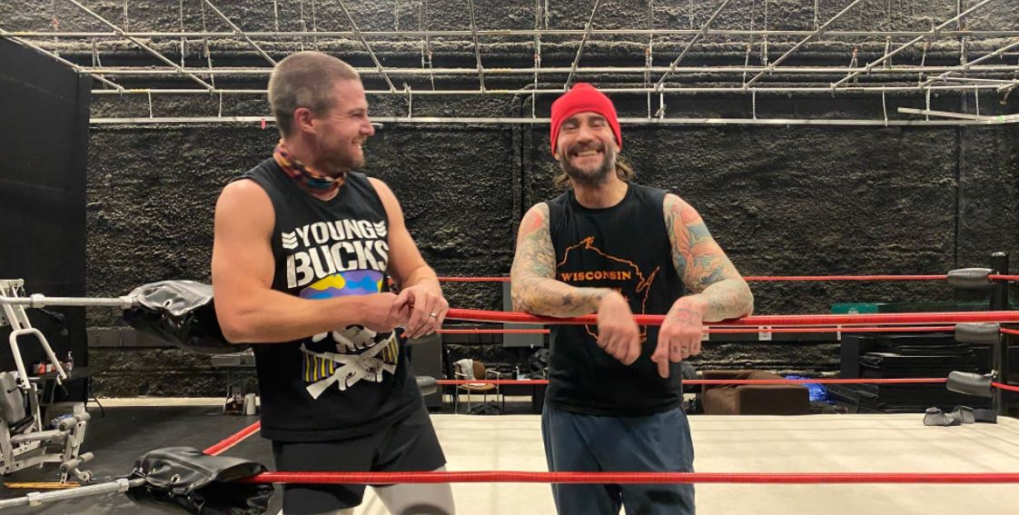 CM Punk Rips WWE